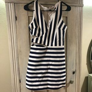 Zara romper with slits, size small.